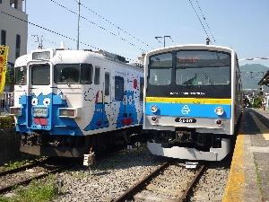 富士急の電車